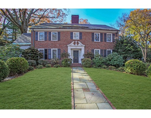 97 Laurel Rd, Brookline, MA 02467