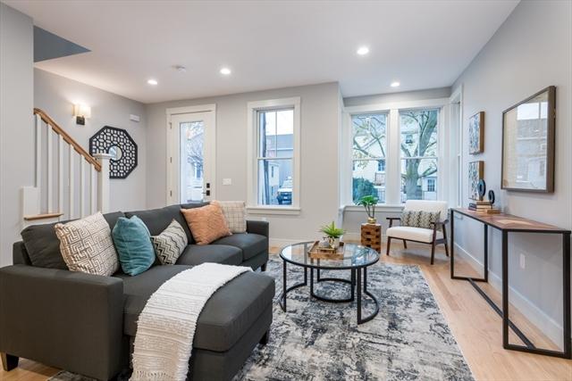 14-16 Jackson Street, Cambridge, MA, 02140,  Home For Sale