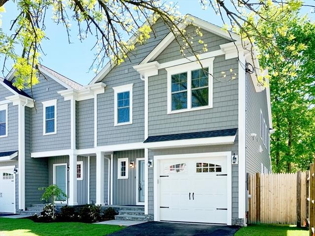 9 Oak Avenue Newton MA 02465