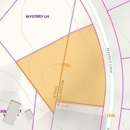 Lot 35 Mystery Lane Phillipston MA 01331