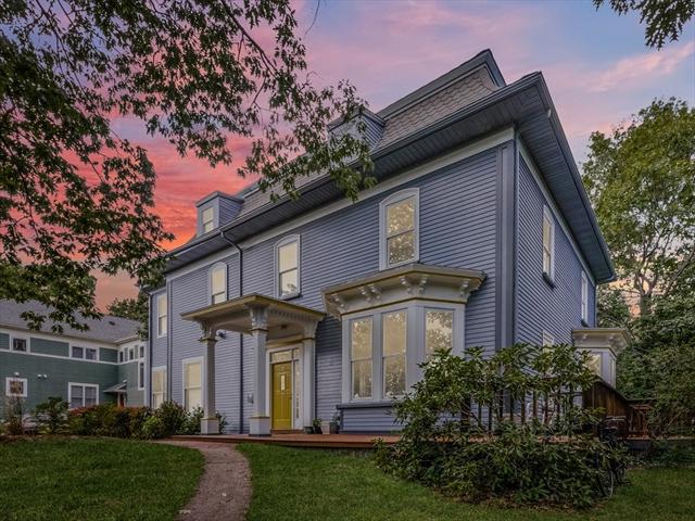 243 Chestnut Ave, Boston, MA, 02130, Jamaica Plain Home For Sale