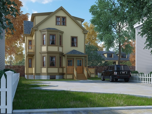 98 Chestnut Street, Brookline, MA, 02445,  Home For Sale
