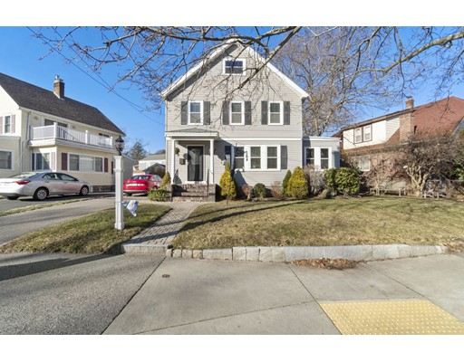 Open house: This Sunday 2/23, 12:00 - 1:30. Come see this beautifully updated colonial in West Roxbury's sought after Bellevue Hill location. This home maintains the character of the 1930's with many upgrades and improvements that show off its charm with generous moldings and built-ins. The kitchen is designed with newer cabinets, granite, and stainless steel appliances. This solid three bedroom home features a 3rd level bonus room with endless possibilities. The master bedroom, living room, and office area have just been painted along with re-plastered ceilings. The bright and sunny bonus room off the living room is perfect for a home office. This home features a new deck that leads to a lovely backyard with many plantings. The front exterior has a new doorstep and columns also installed in 2019. This home also offers convenient bus route across the street to the T Station. Come see what this home has to offer!