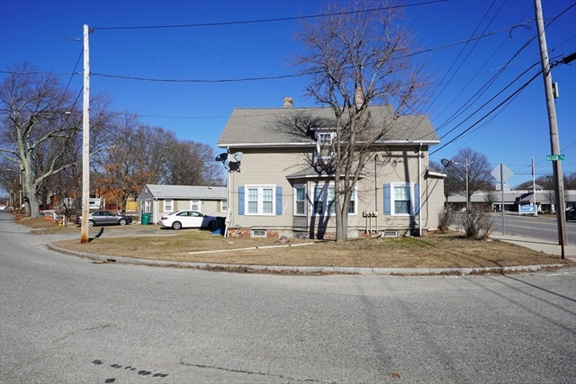 775 & 777 Washington St & 98 Allen Avenue Attleboro MA 02703