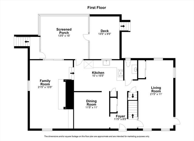 323 Parsonage Street Marshfield MA 02050