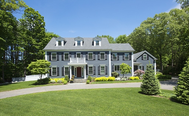 501 Glen Road Weston MA 02493