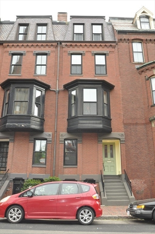 160 Mt Vernon Street Boston MA 02108