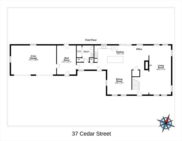37 Cedar Street Hanover MA 02339