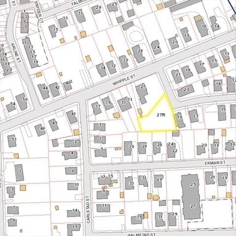 27A Whipple Street Worcester MA 01607