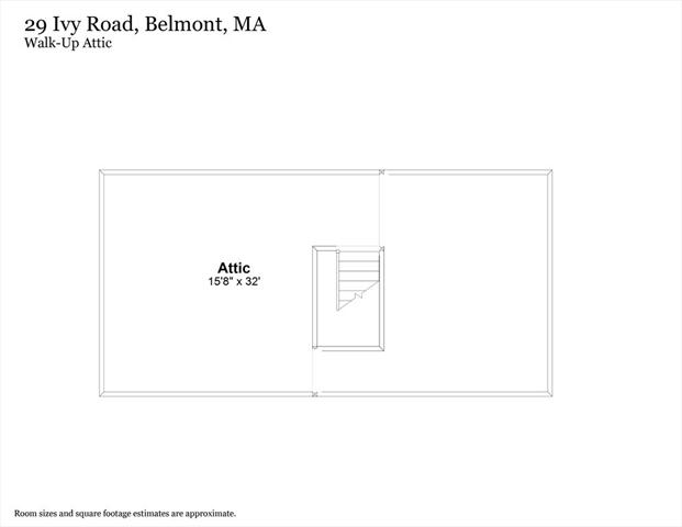 29 IVY Road Belmont MA 02478