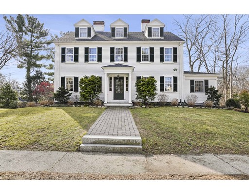 136 Village Avenue, Dedham, MA 02026