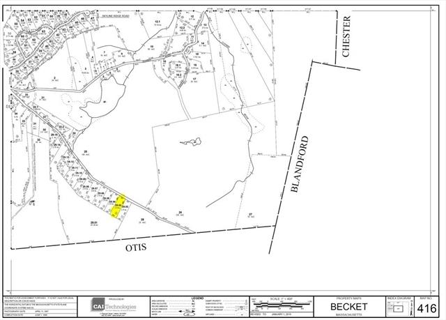 Lot 2 Bonny Rigg Hill Road Becket MA 01223