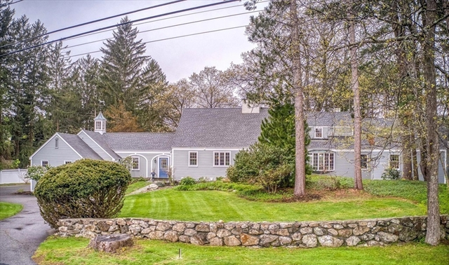 55 Sunset Rock Road Andover MA 01810