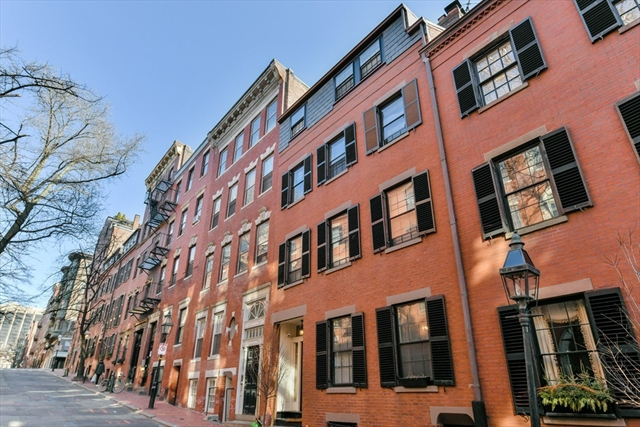 76 Revere Street, Boston, MA, 02114, Beacon Hill Home For Sale