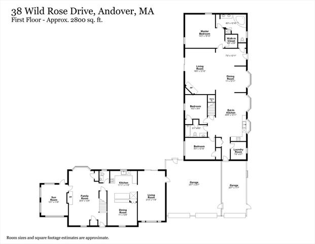 38 Wild Rose Drive Andover MA 01810