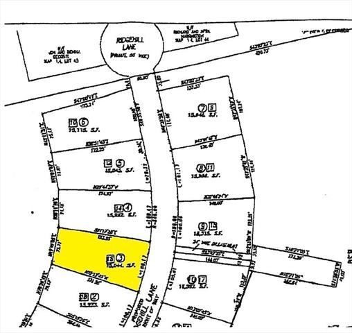 16 Ridgehill Lane Bourne MA 02562