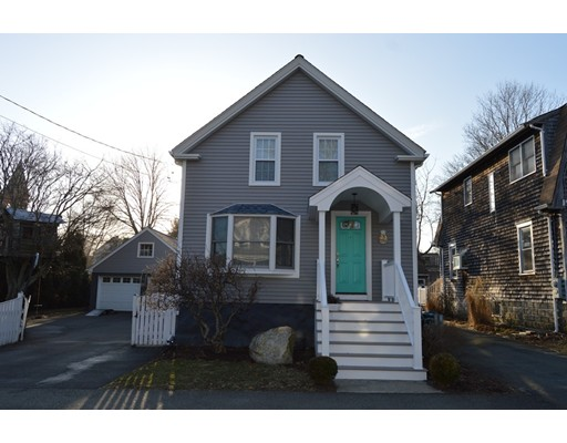 Gorgeous renovated kitchen with custom concrete countertops and stainless appliances. Well appointed two level living offers 3 bedrooms 1 full bath and an open concept on the 1st floor. Heated 2 Car GARAGE!!! New roof, new vinyl siding, new windows, fenced in yard and plenty of off st parking.