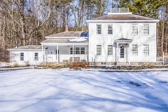 456 Zoar Road, Charlemont, MA<br>$375,000.00<br>1.7 Acres, 6 Bedrooms