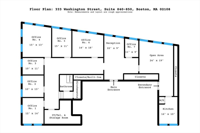 333 Washington Boston MA 02108