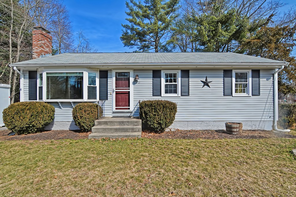 """OFFERS RECEIVED.  HIGHEST AND BEST BY 3 P.M. MONDAY 3/9. Take a look at this wonderful """"Cappy Built Ranch"""" with white picket fence, large yard and brand new septic that was installed in 2014!  Are you looking for a great starter home or to downsize? This home has 3 bedrooms, beautiful hardwood floors, nice open floor plan and room for expansion in the lower level walk out basement. The living room boasts a large picture window that let's in the light and makes this home bright and inviting! This home has a newer roof, windows, furnace and a brand new water heater and sits in an area of higher priced homes.  Great location about 10 min to train, shopping, restaurants and highway! Pack your bags and get ready to move in!  A quick close is possible. Showings begin at open house on Sunday 3/8 from 1 to 3 pm"""