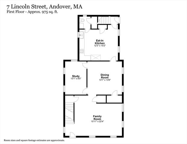 7 Lincoln Street Andover MA 01810