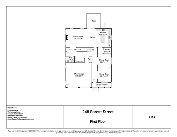 Lot 2 Forest Street Winchester MA 01890