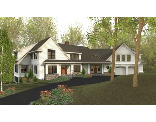 Coming Late Fall 2020 this ground up new construction in Chestnut Hill sits on nearly two thirds of an acre. This is a collaboration of award winning architect, NYT best selling author and designer, and one of Boston's most innovative and respected custom home builders. A fabulous family friendly floor plan with beautiful entertaining spaces and sun splashed rooms will impress all buyers. Incredible location minutes to The Street, Square, The Country Club, Longwood Cricket Club, Dane Park with over 17 acres of walking trails, and public transportation.