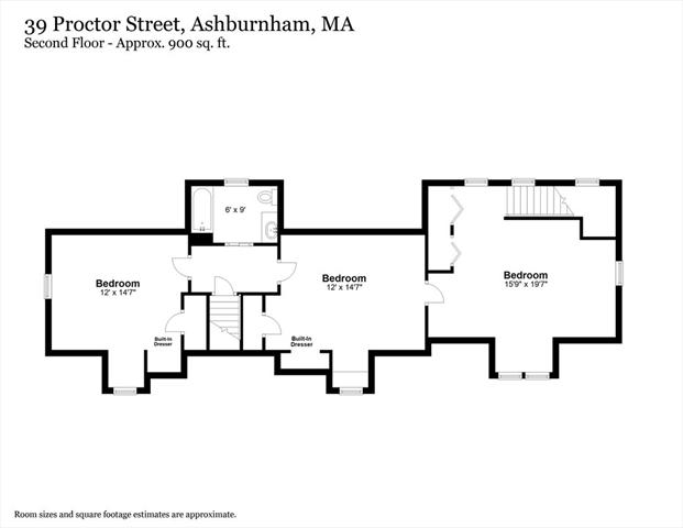 39 Proctor Street Ashburnham MA 01430