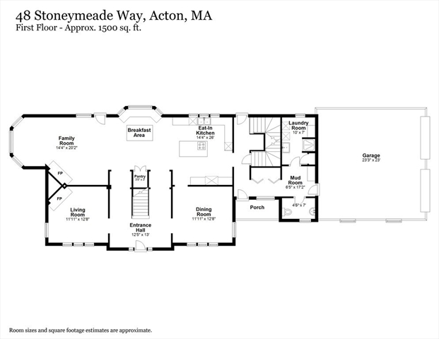 48 Stoneymeade Way Acton MA 01720