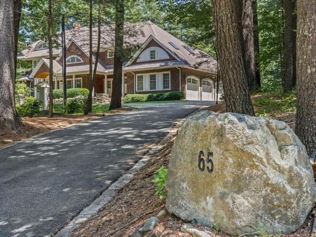 65 Spruce Hill Road Weston MA 02493