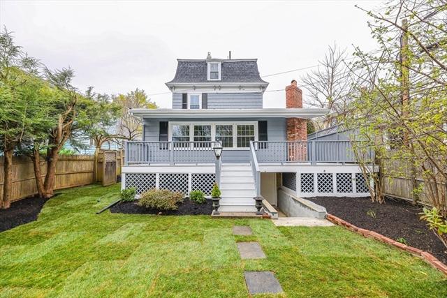 39 Maple Street Boston MA 02132