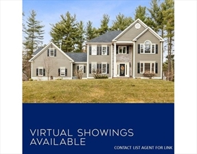 2 Wintergreen Lane, Groton, MA 01450