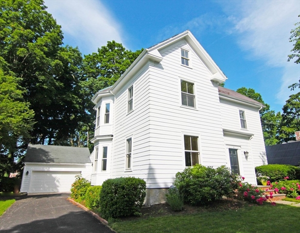 5 Parker Street Lexington MA 02420