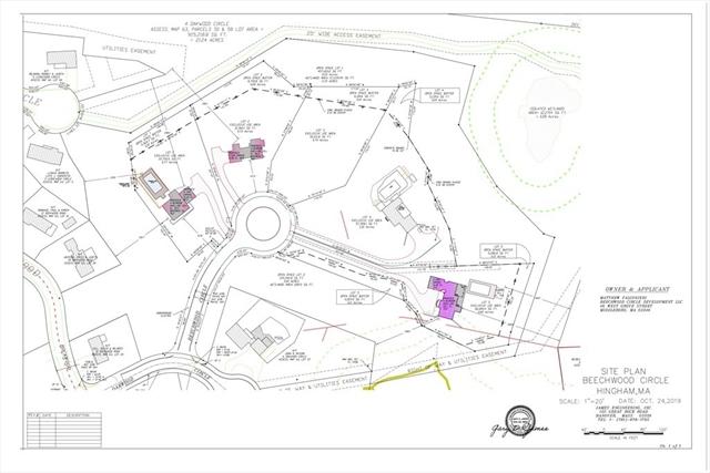 LOT 1 Beechwood Circle Hingham MA 02043