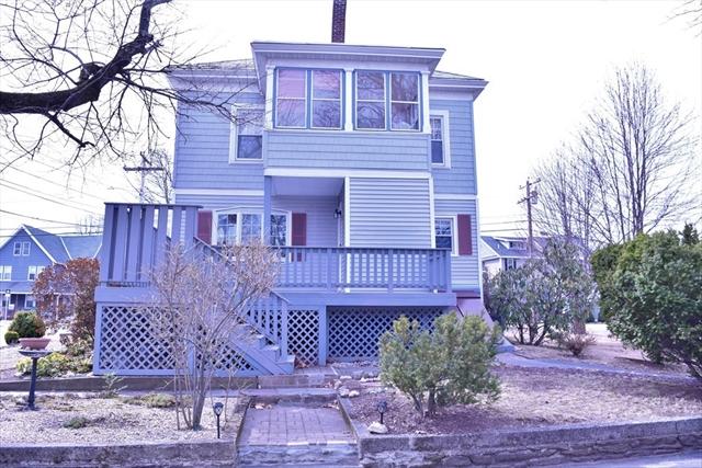 4 Fairbanks Street Fitchburg MA 01420