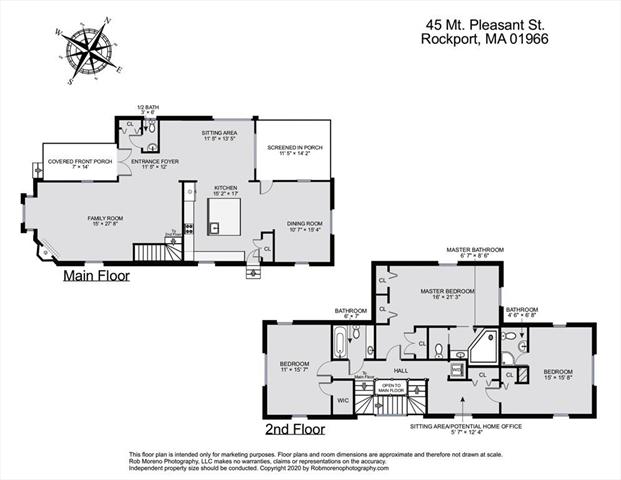 45 Mount Pleasant Street Rockport MA 01966