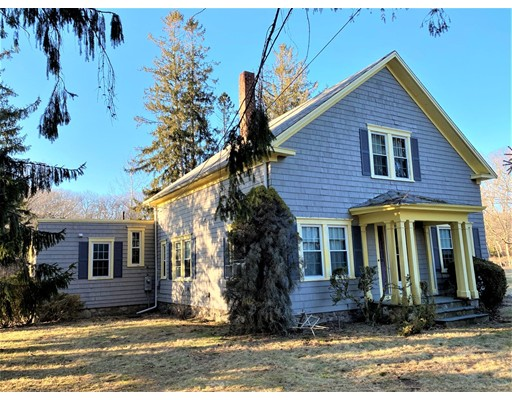 Beautiful 3-BR - move incondition. Located in one of the most desirable locations in South Dartmouth - Padanaram Village. Walking distance to Padanaram Harbor voted best in the country in 2019. Unfinished attic has potential for additional living space expansion. Driveway can fit at least 3 vehicles. The home is in move in condition.  Ideal as a starter  or retirement home.