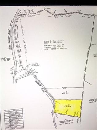 0 Middle Road Lot 1, Hawley, MA: $45,000