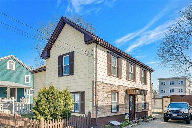 25 Jackson St, Cambridge, MA, 02140, North Cambridge Home For Sale
