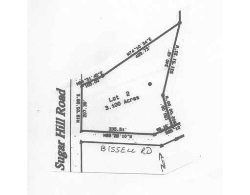 0 Bissell Rd, Chesterfield, MA 01012