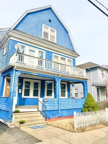 130 Auburn Street, Medford, MA, 02155, Medford Hillside  Home For Sale