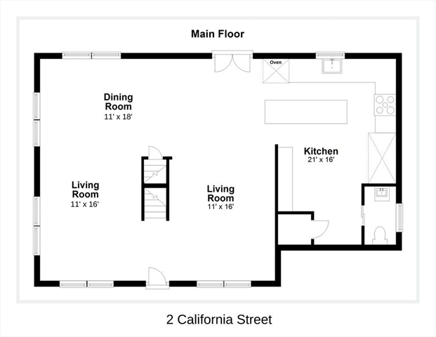 2 California Street Marshfield MA 02050