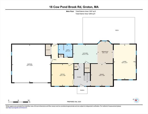 18 Cow Pond Brook Road Groton MA 01450