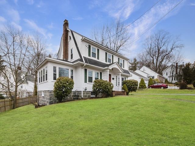 14 Lodgehill Road Boston MA 02136