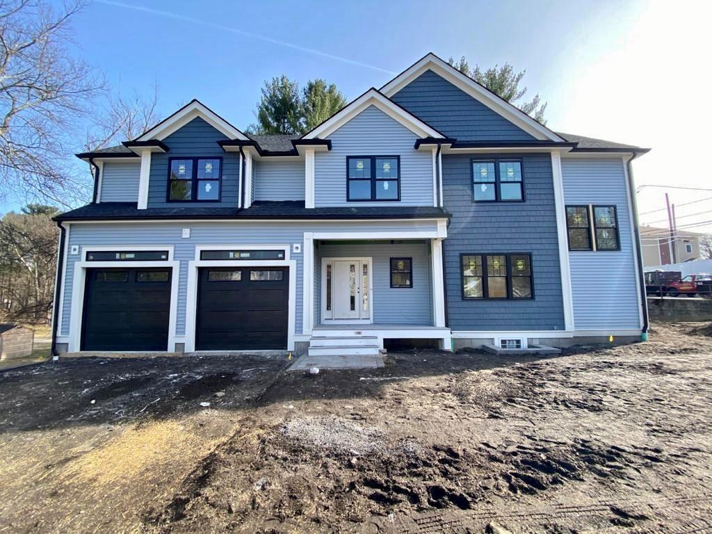 Natick MA Real Estate MLS Number 72635779