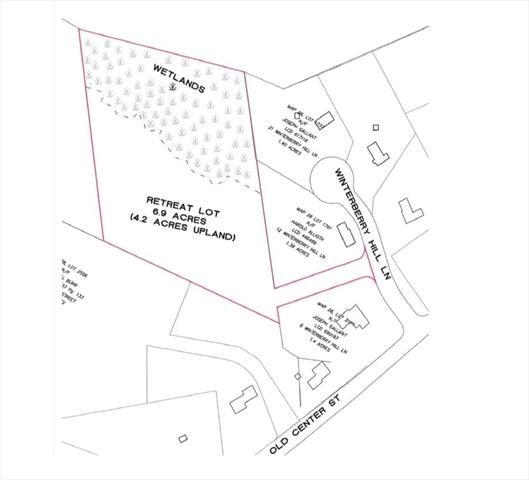 Winterberry Hill Lane Middleboro MA 02346