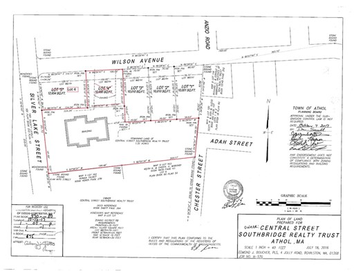 Property for sale at Lots 1-3 - Willson Avenue, Athol,  Massachusetts 01331