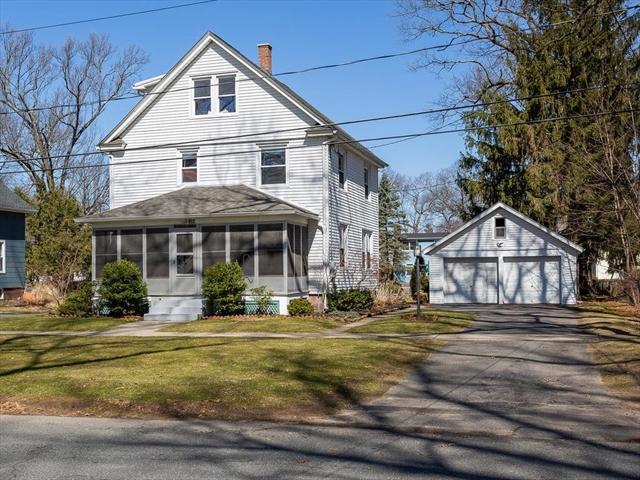 124 Massachusetts Avenue Longmeadow MA 01106