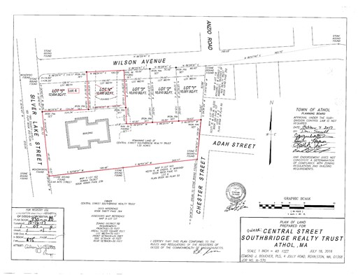 Property for sale at Lot 3 - Willson Avenue, Athol,  Massachusetts 01331