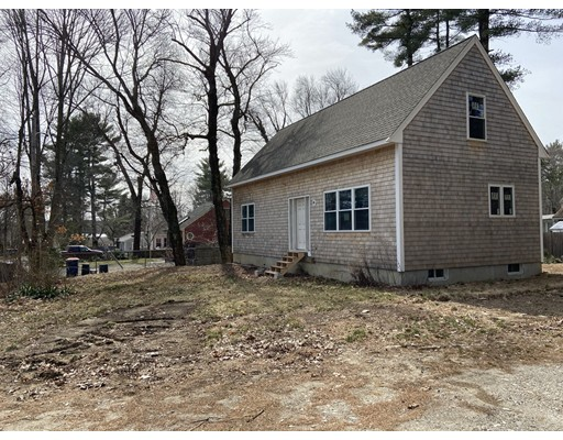 """Property to be sold in """"as is condition"""".  Included in sale is lot recorded in public records as - 0 4th Ave L. Lakeville  M:00041  B:0012  L:001  which is an undevelopable lot of 9900 sq ft. and currently has private well for the property listed as 12  3rd Ave.  House has new heating system, new electrical, new plumbing but has not been completed.  Interior is a blank canvas.  Deeded beach rights to Long Pond. HOA fee annually of $200    Seller currently receive 2 separate tax bills  Tax info 12 3rd Ave Lakeville 2019 -$2656.01  Tax info 0 4th Ave L, Lakeville 2019 - $98.42  THIS PROPERTY WILL QUALIFY FOR A CASH BUYER OR CONSTRUCTION LOAN ONLY"""